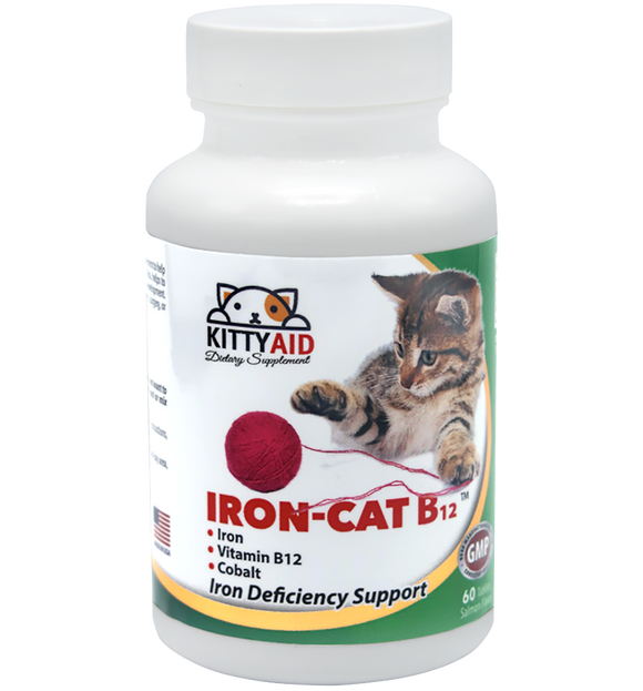 Iron supplement for cats with Anemia- tablets