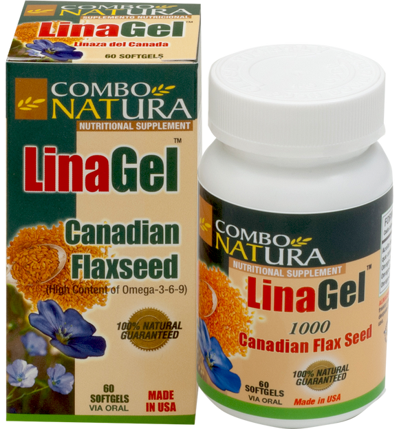 Omega 3 6 9 supplement- Flax seed soft gel