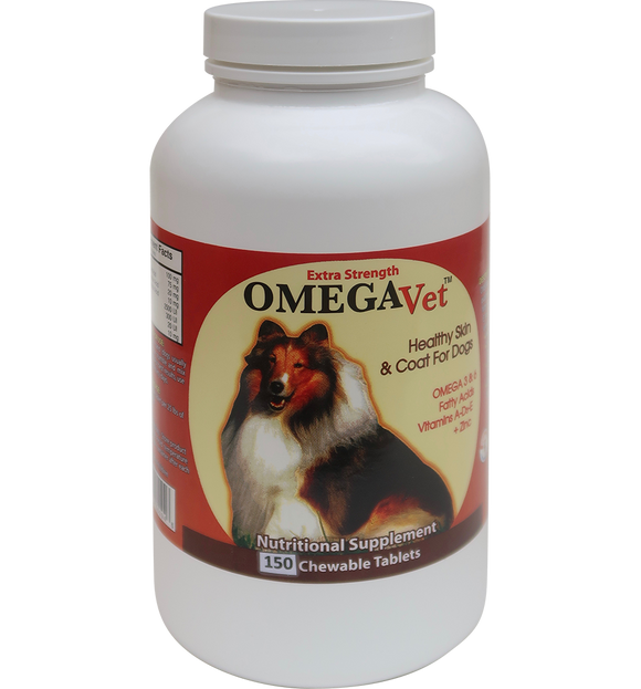 Show Dog Coat Supplement - Omega 3