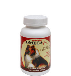 Healthy Skin & Coat supplement for dogs