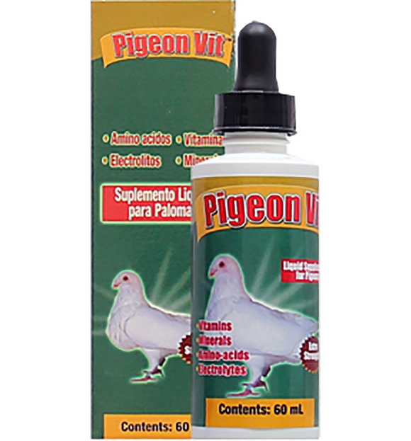 Pigeon Liquid Vitamins plus Amino acids
