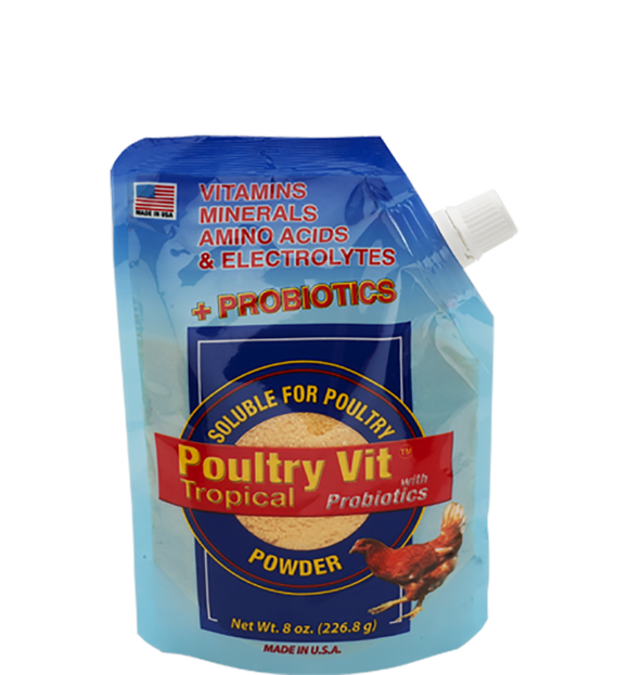 Water Soluble Vitamins plus Probiotics for Poultry
