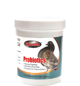 Probiotic Supplement for Pigeons