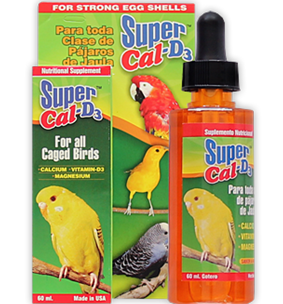 Liquid Calcium supplement for Birds- Interfarma Animal Health