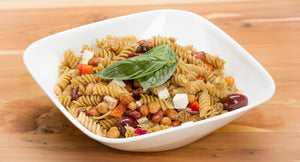 Hearty Pasta Salad  - cost per single serving