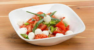 Tomato and Bocconcini Salad - cost per single serving