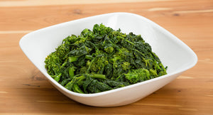 Sauteed Rapini - cost per single serving