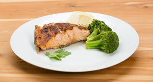 Salmon (Baked) - cost per single serving