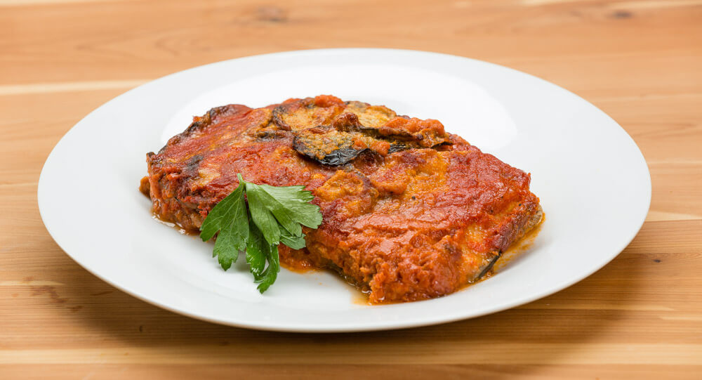 Eggplant Lasagna  - cost per single serving