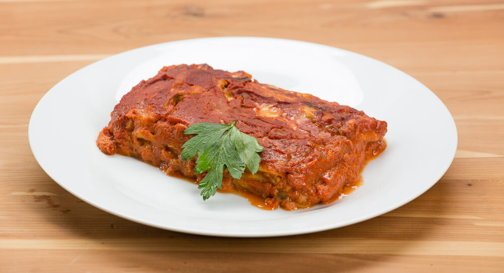 Zucchini Lasagna - cost per single serving