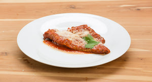 Veal Parmigiana - cost per single serving