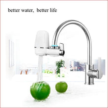 WATER PURIFIER WITH WASHABLE CERAMIC FILTER