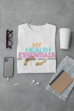 My Health Essentials shirts
