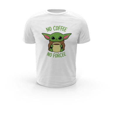 No Coffee No Forcee Drifit Shirt - SartMart