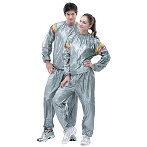 Hot Sauna Silver Suit - SartMart
