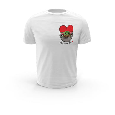 The Way to My Heart Drifit Shirt - SartMart