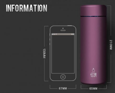 400CC Portable Stainless Steel Flask - SartMart