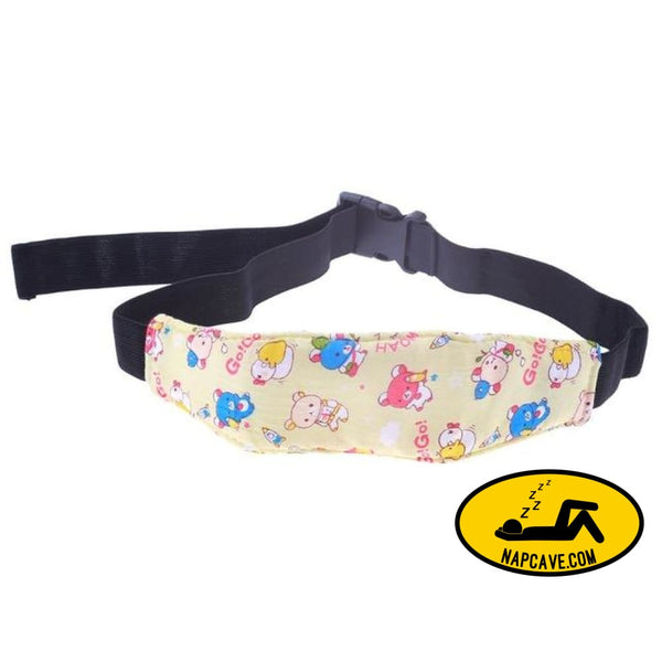 Adjustable Safety Baby Kid Car Seat Sleep Nap For Stroller Aid Head Band Support Holder Belt Stroller Accessories Whale of a Nap! Car seat
