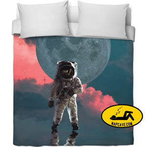 Astronaut Dreams Duvet Covers NapCave Astronaut Dreams RageOn Connect rspid3982972026968
