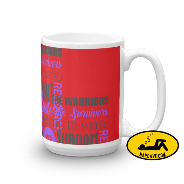 Attention Deficit Disorder (ADD) Coffee KickAss Mug 15oz The NapCave Attention Deficit Disorder (ADD) Coffee KickAss Mug ADD Attention