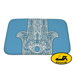 Bath Mat Boho Hamsa Hand Bath Mat Gear New Bath Mat Boho Hamsa Hand amulet arabic bath bathroom buddha