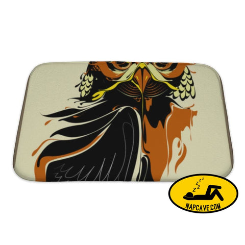 Bath Mat Owl Illustration Bath Mat Gear New Bath Mat Owl Illustration africa animal animals baby bath