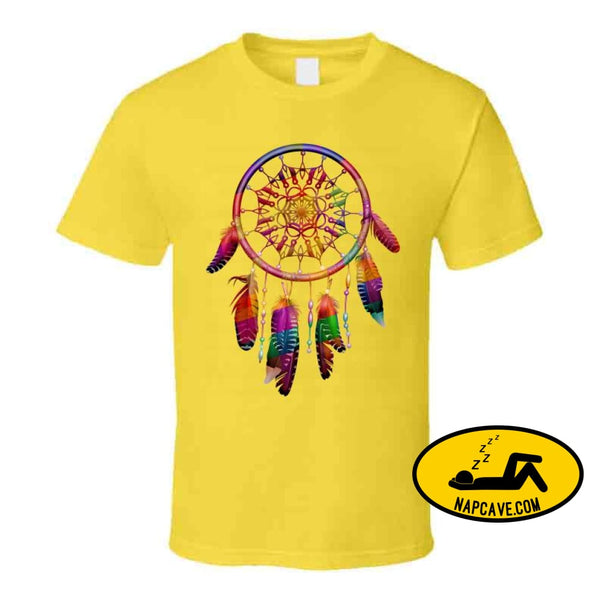 Be The Dreamcatcher T Shirt Classic / Daisy / Small T-Shirt Tshirtgang Be The Dreamcatcher T Shirt be dreamcatcher various