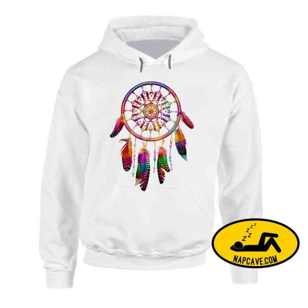 Be The Dreamcatcher T Shirt Hoodie / White / Small T-Shirt Tshirtgang Be The Dreamcatcher T Shirt be dreamcatcher various