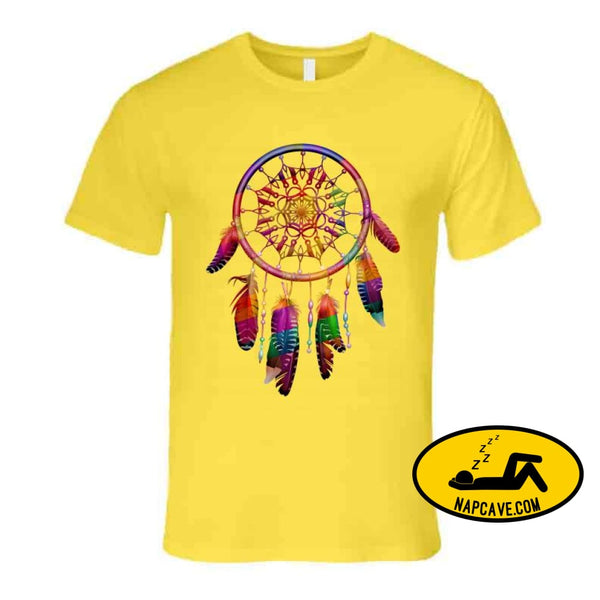Be The Dreamcatcher T Shirt Premium / Daisy / Small T-Shirt Tshirtgang Be The Dreamcatcher T Shirt be dreamcatcher various