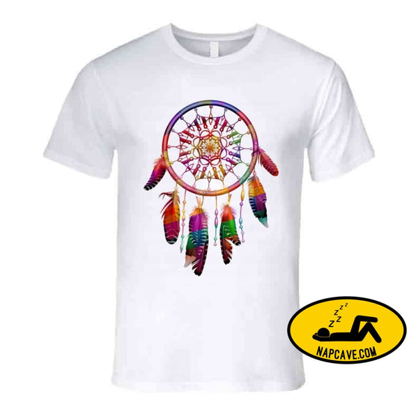 Be The Dreamcatcher T Shirt Premium / White / Small T-Shirt Tshirtgang Be The Dreamcatcher T Shirt be dreamcatcher various