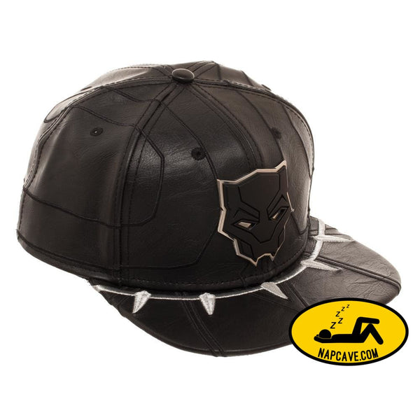 Black Panther Suit Up Snapback Marvel Comics Black Panther Suit Up Snapback mxed