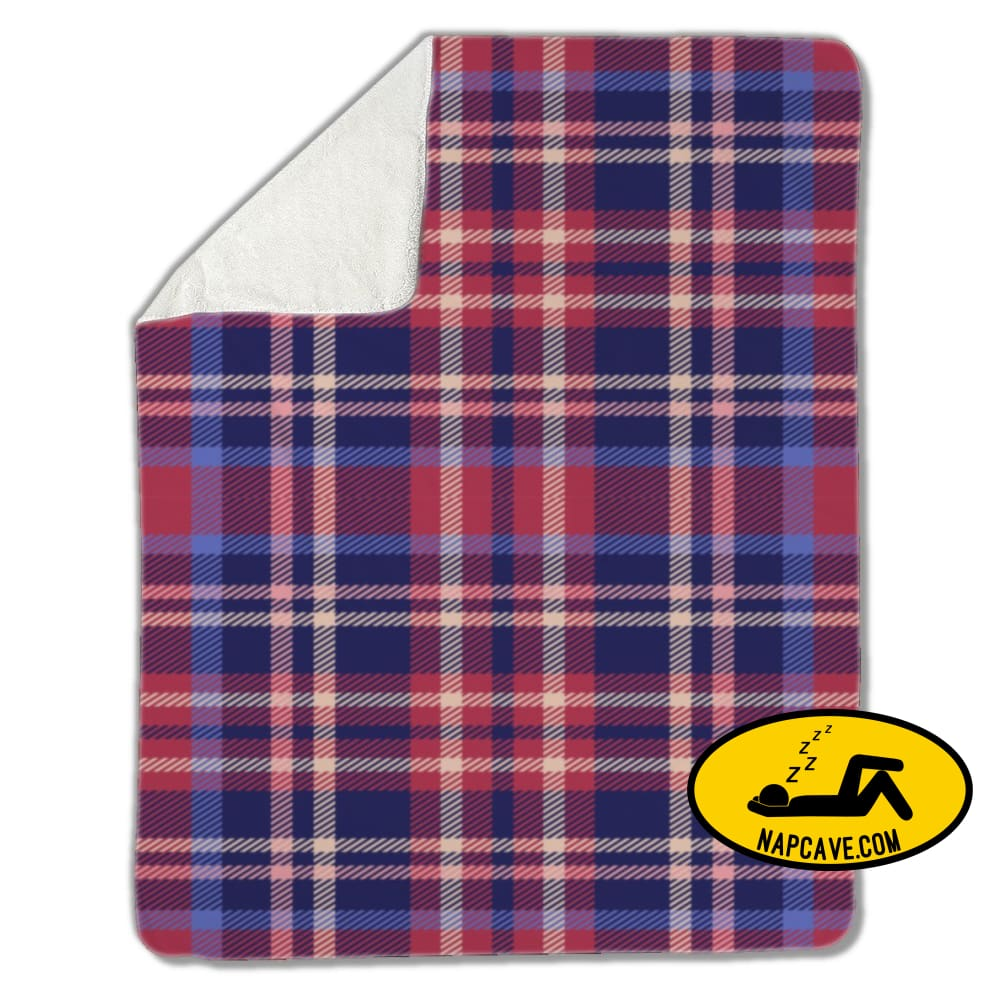 Blanket Plaid pattern Blankets US Drop Ship Blanket Plaid pattern blanket cover fleece sherpa