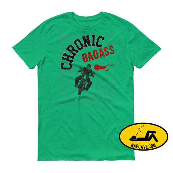 Chronic (illness) BadAss Heather Green / S Nap Cave Chronic (illness) BadAss badass Chronic chronic illness chronic pain invisible