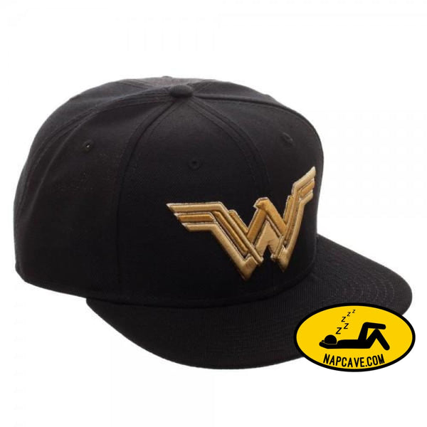Core Line Wonder Woman Icon Embroidered Snapback Justice League Core Line Wonder Woman Icon Embroidered Snapback mxed