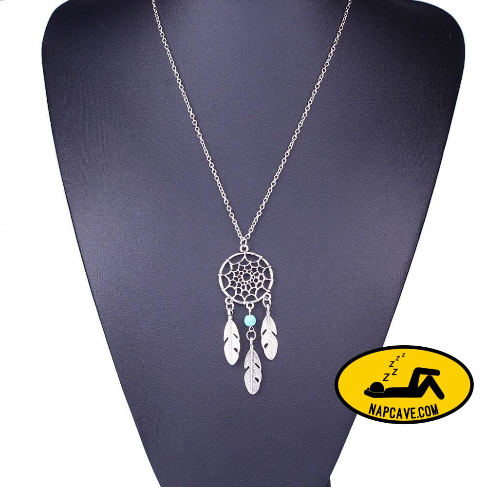 Fashion Retro Jewelry Dream Catcher Pendant Chain Necklace AliExp Fashion Retro Jewelry Dream Catcher Pendant Chain Necklace