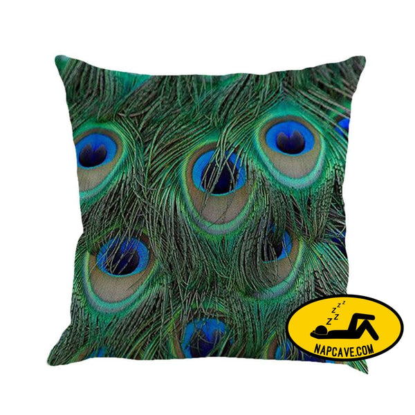 Feather Sofa Bed Home Decoration Pillow Case Cushion Cover Multicolor / D Throw pillow aliex Feather Sofa Bed Home Decoration Pillow Case