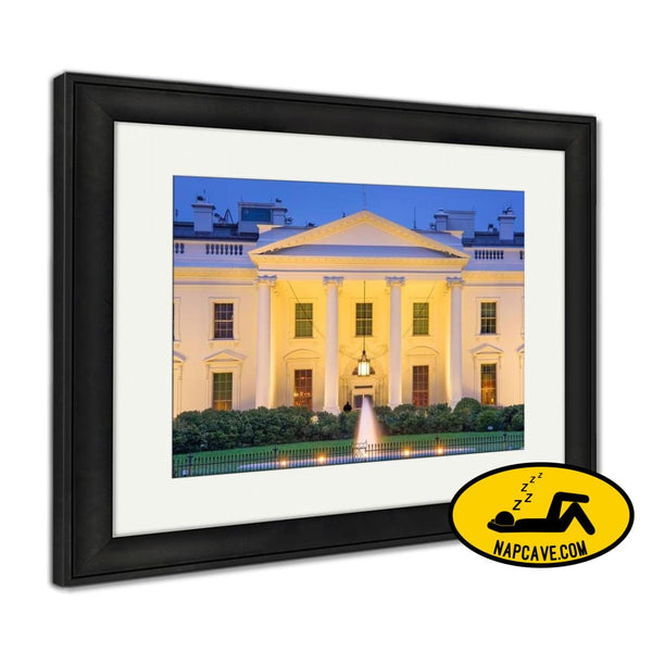 Framed Print Washington Dc At The White House Framed Print Ashley Art Studio Framed Print Washington Dc At The White House art blossoms