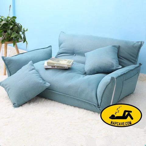 Futon Lounger Sit Lounge Sleep Smaller Size Furniture For College Dorm Bedroom Studio Apartment Guest Room Covered Patio Porch futon The