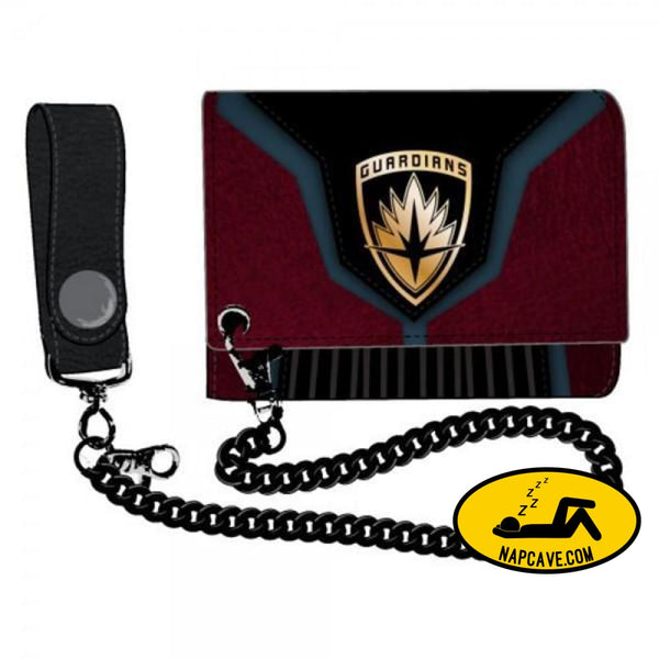 Guardians of the Galaxy Chain Wallet Guardians of the Galaxy Guardians of the Galaxy Chain Wallet mxed