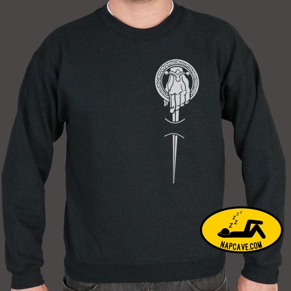 Hand Of The Queen Sweater (Mens) Sweatshirt US Drop Ship Hand Of The Queen Sweater (Mens) blood and fire fantasy fire and blood Game of