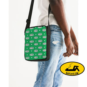 hulk Messenger Pouch accessories The NapCave hulk Messenger Pouch bag fashion gift hulk incredible hulk
