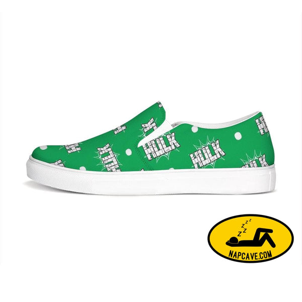 hulk Slip-On Canvas Shoe shoes The NapCave hulk Slip-On Canvas Shoe fashion ladies NapCave shoes womens
