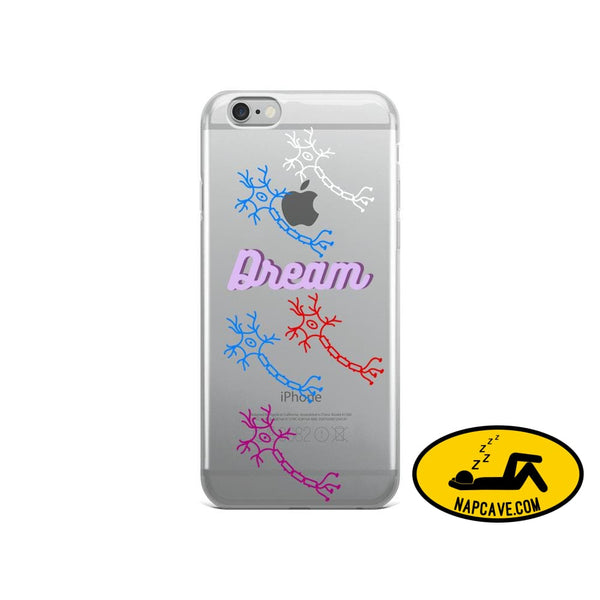 I dream of My dearly departed Hypocretin Neurons Liquid Glitter Phone Case iPhone Case iPhone 6/6s The NapCave I dream of My dearly departed