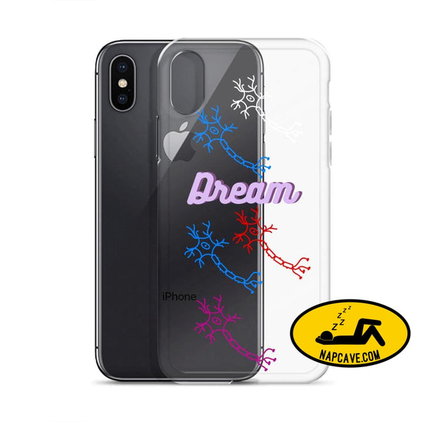 I dream of My dearly departed Hypocretin Neurons Liquid Glitter Phone Case iPhone Case The NapCave I dream of My dearly departed Hypocretin