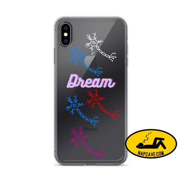I dream of My dearly departed Hypocretin Neurons Liquid Glitter Phone Case iPhone Case iPhone XS Max The NapCave I dream of My dearly