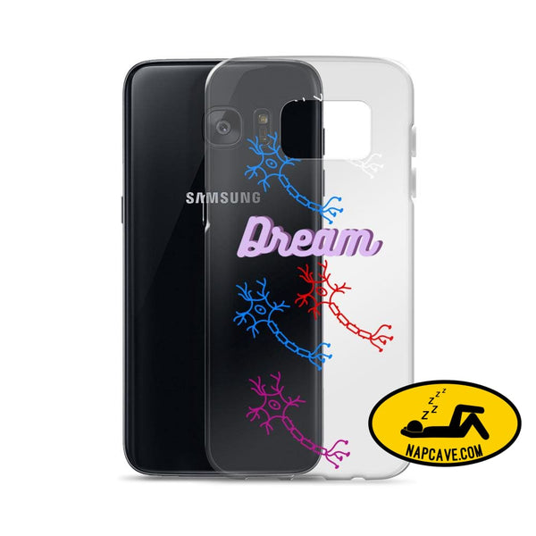 I dream of My dearly departed Hypocretin Neurons Liquid Glitter Phone Case Samsung Case The NapCave I dream of My dearly departed Hypocretin