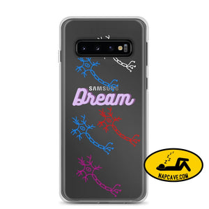 I dream of My dearly departed Hypocretin Neurons Liquid Glitter Phone Case Samsung Case Samsung Galaxy S10 The NapCave I dream of My dearly