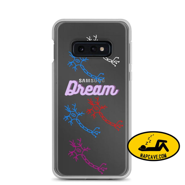 I dream of My dearly departed Hypocretin Neurons Liquid Glitter Phone Case Samsung Case Samsung Galaxy S10e The NapCave I dream of My dearly