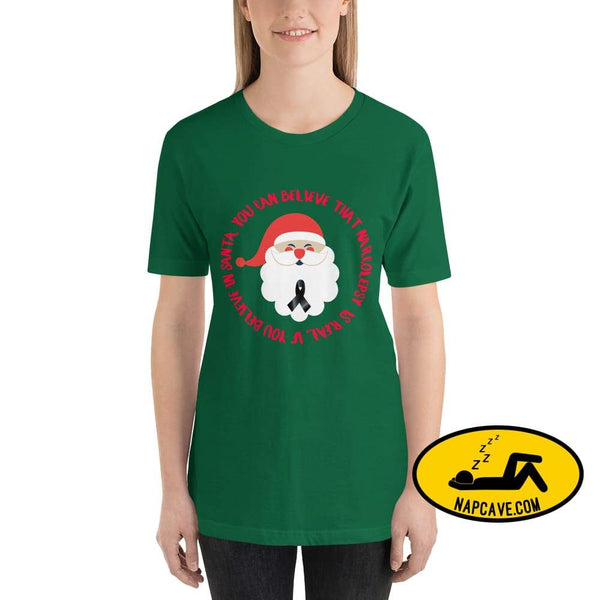IF you Believe in Santa you can Believe in Narcolepsy Kelly / S The NapCave IF you Believe in Santa you can Believe in Narcolepsy awareness