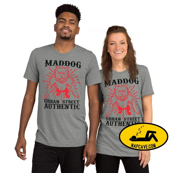 Imperial MadDog Urban TeeShort sleeve t-shirt Athletic Grey Triblend / XS The NapCave Imperial MadDog Urban TeeShort sleeve t-shirt